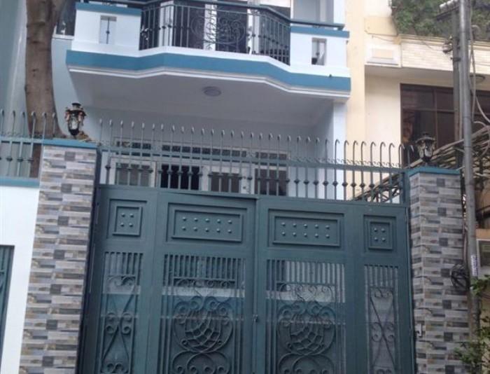 Bán Nhà Mặt Tiền Phan Liêm, Phường Đakao, Quận 1, DT: 8x21m