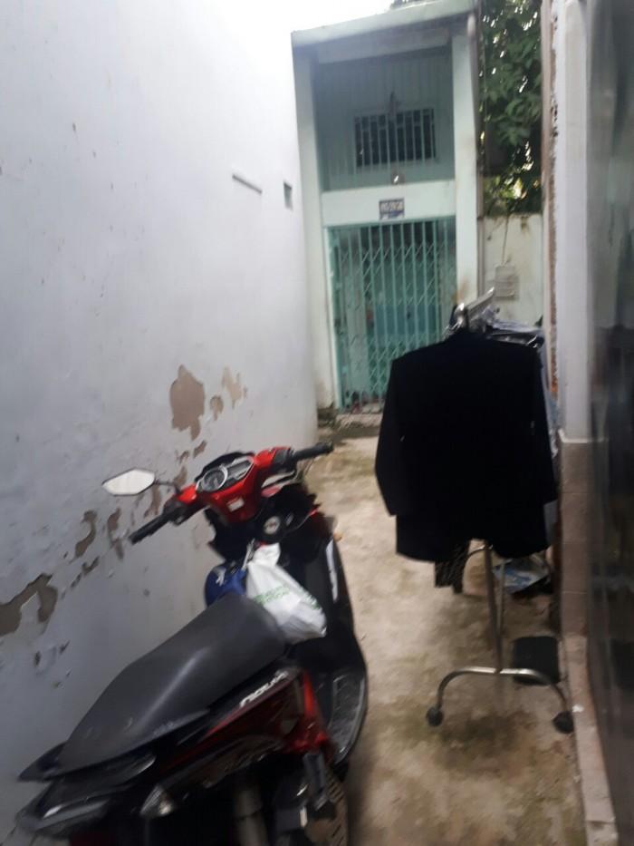 Cần bán nhà hẻm 445 đường Nguyễn Oanh, phường  17,  quận Gò Vấp, hướng Tây Bắc