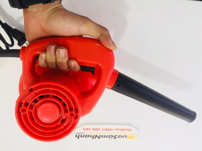 Máy thổi và hút bụi cầm tay mini Electric Blower Q1B-2 600W , làm sạch mọi ngóc ngách -  MSN383074