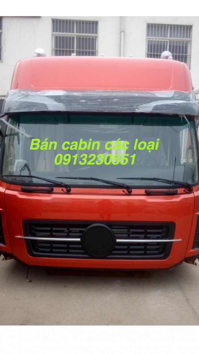 Bán cabin dongfeng, thaco, tmt