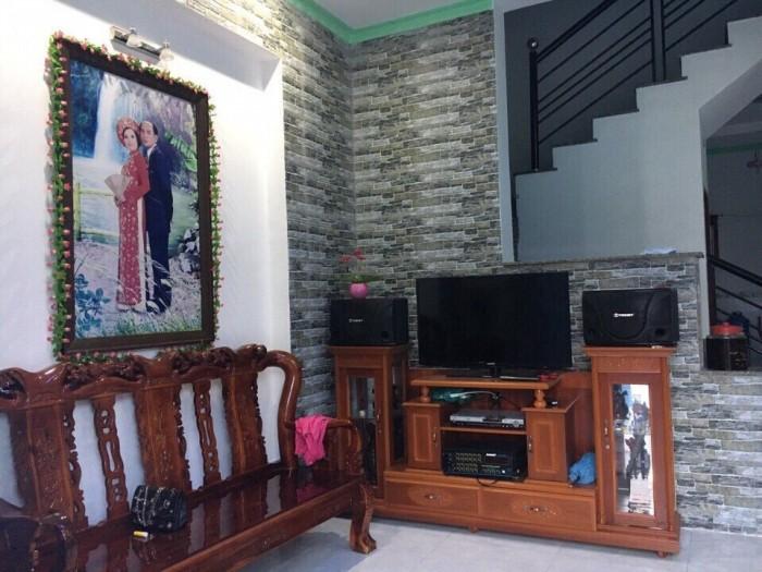 Nhà đẹp 2 lầu gần trường Lê Văn Tám, quang vinh, biên hòa