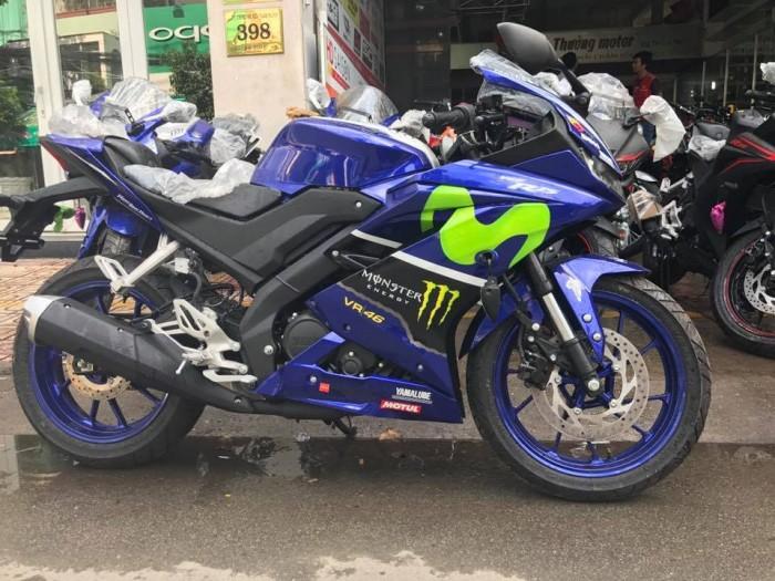 Yamaha R15 V3.0 2017 (movistar) nhập khẩu