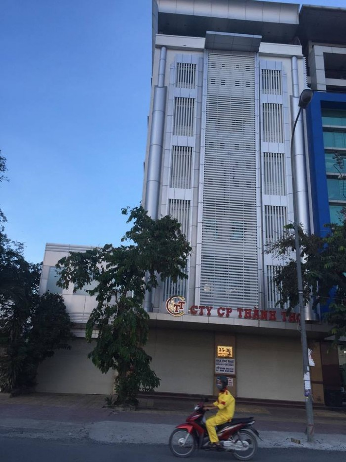 Cho Thuê Nhà Mặt Tiền Đường Võ Nguyên Giáp , Gần Bệnh Viện Hoàn Mỹ , 6 Lầu , Có Thang Máy
