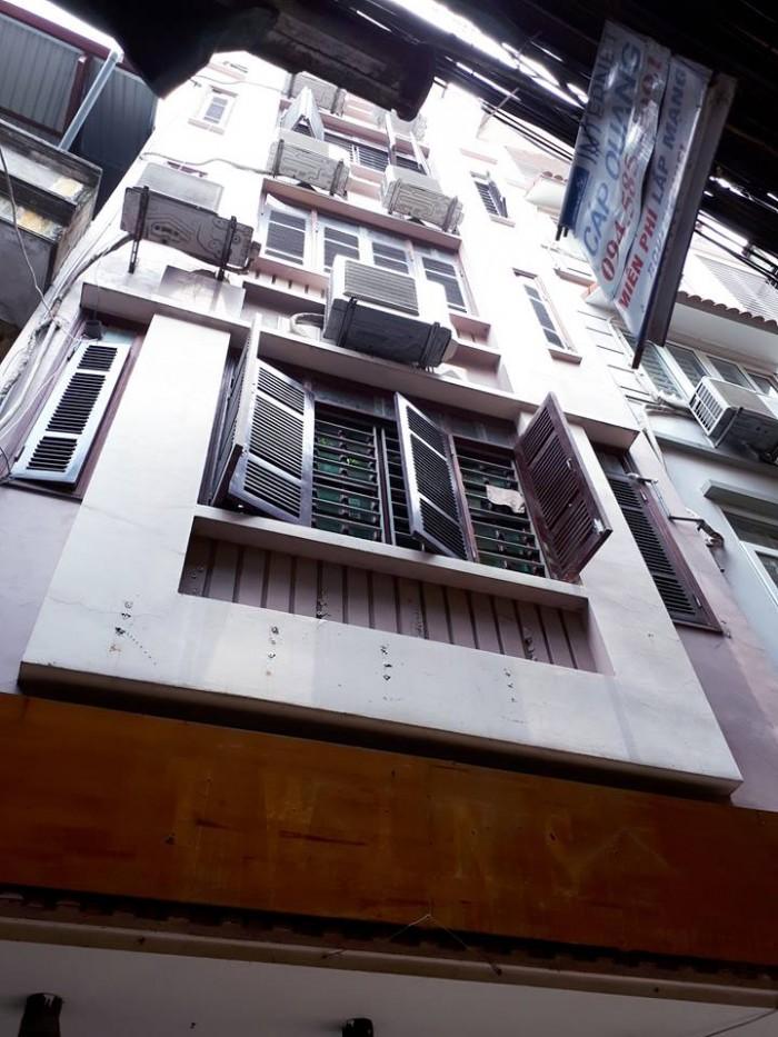 Nhà phố Yên Hòa 40m2 x 7T,  hot nhất Cầu Giấy