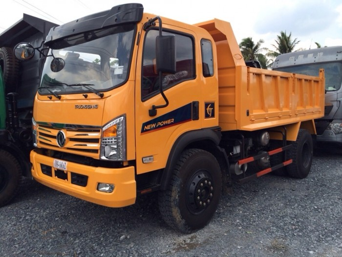 Xe tải ben Trường Giang DFM YC7TF4x2/TD3