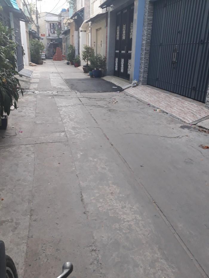 Bán nhà mặt tiền Lý Thường Kiệt, Q. 11 (DT: 4.5x20m) 1 lầu