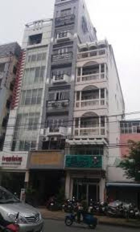 Nhà MT Gần Trần Hưng Đạo, Quận 1, DT: 5x21m, 5 lầu