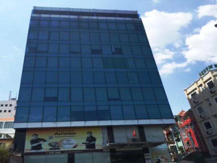 Tòa Nhà Văn Phòng 6 Tầng gần MT Nguyễn Trãi, Q. 1, DT: 8.2x23m