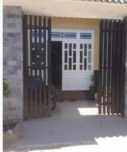 Nhà ngay gần ngã tư bình thành & Nguyễn Thị Tú, 4,2x13m, hẻm 6m thông