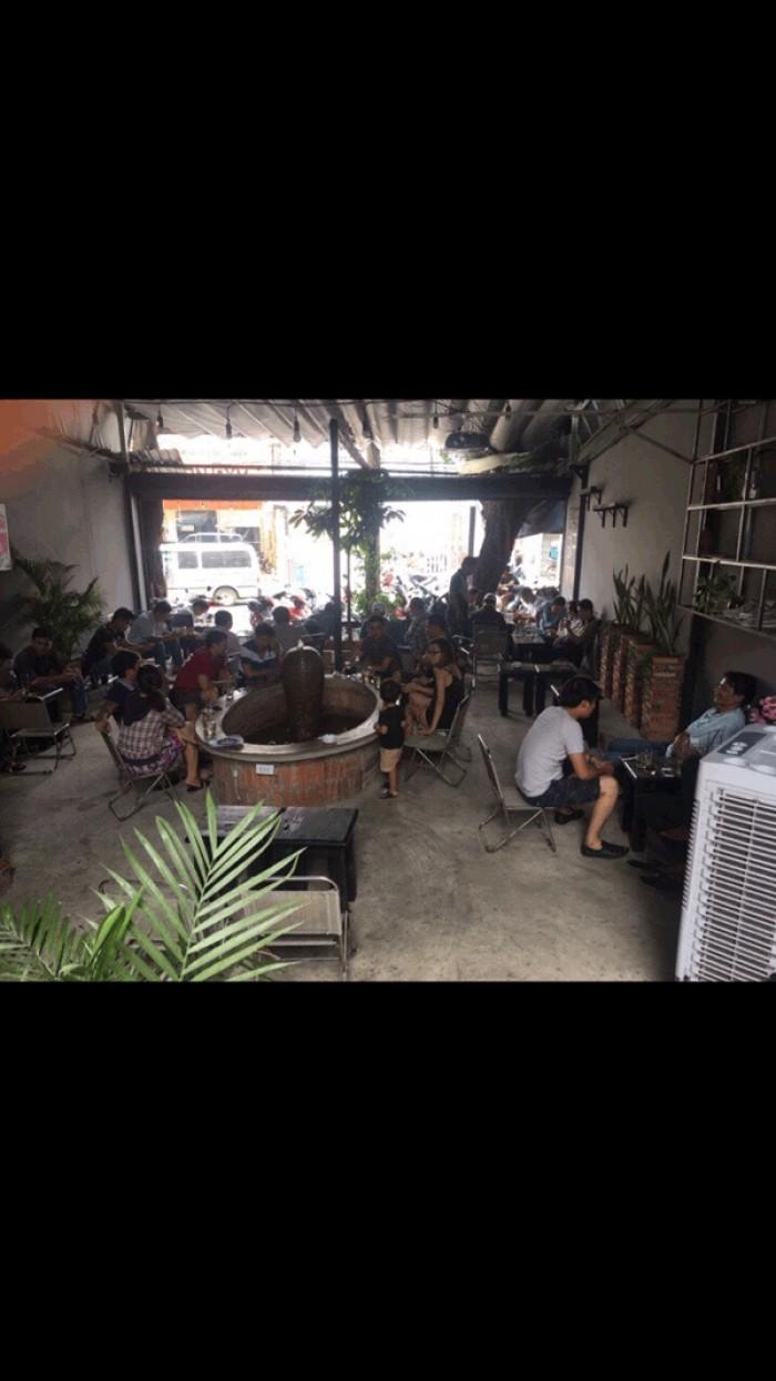 Cần sang quán Cafe đẹp đường Phan huy ích, phường 15, quận Tân Bình