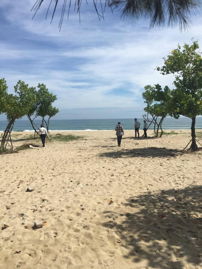 Cần bán lô đất đối diện UBND phường Điện Dương và cách bãi tắm Thống Nhất 200m