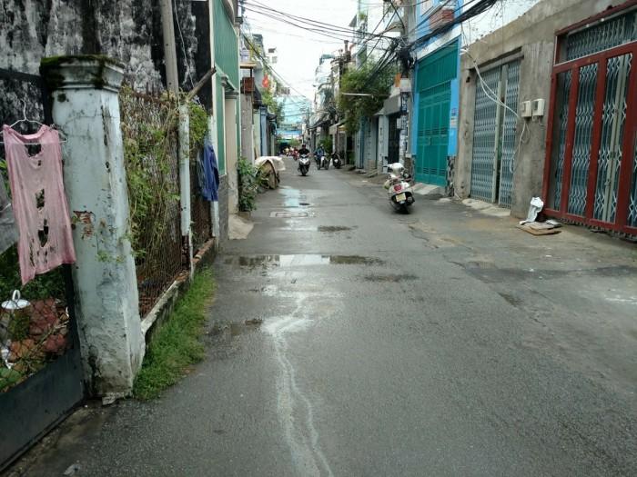 Bán Đất Thổ Cư Hẻm Đường  Cây Trâm, Phường 8, Quận Gò Vấp