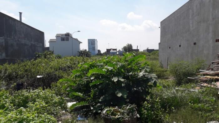 Sang gấp nền đất 100m2,(thương lượng), SHR, Nhà Bè, dân cư đông