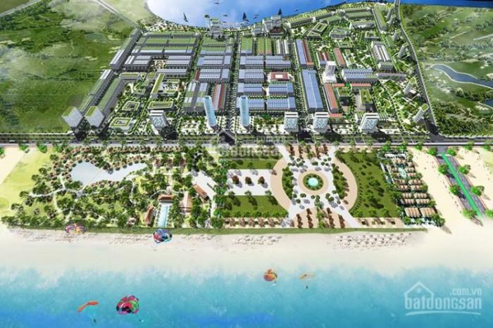 Mở bán dự án giai đoạn 2 khu đô thị Sea Park sát biển kề sông, giá chỉ 500 triệu ngay cạnh Cocobay