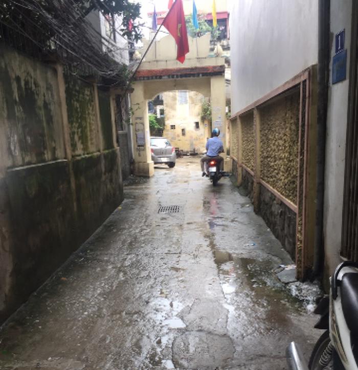 Bán đất 30.15m2 tại tổ 1 Yên Nghĩa – Quận Hà Đông – Hà Nội giá 700tr