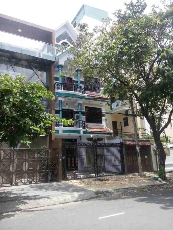Cho thuê nhà nguyên căn đường số 10 KDC Trung Sơn. Diện tích 100m²