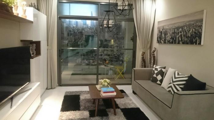 Căn hộ 80m2 2 phòng ngủ chỉ còn căn duy nhất tại The Gold View