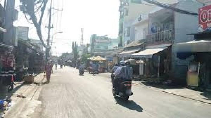Bán gấp mặt tiền Bùi Văn Ba, Tân Thuận Đông, Quận 7,DT 4x22m, 2 lầu.