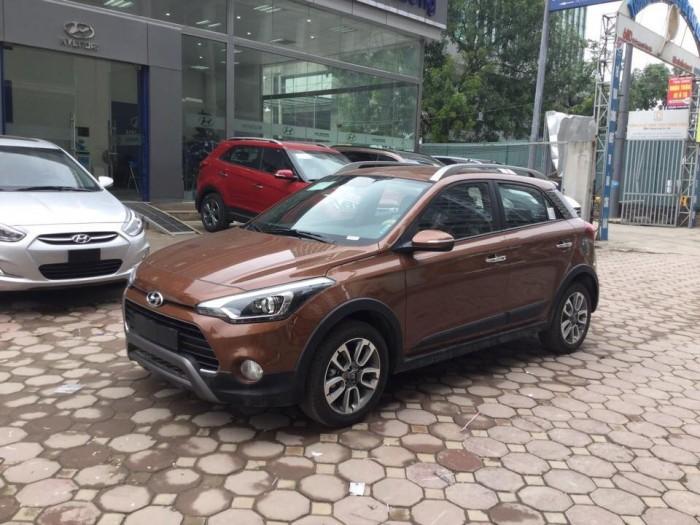 Hyundai i20 sản xuất năm 2017 Số tự động Động cơ Xăng