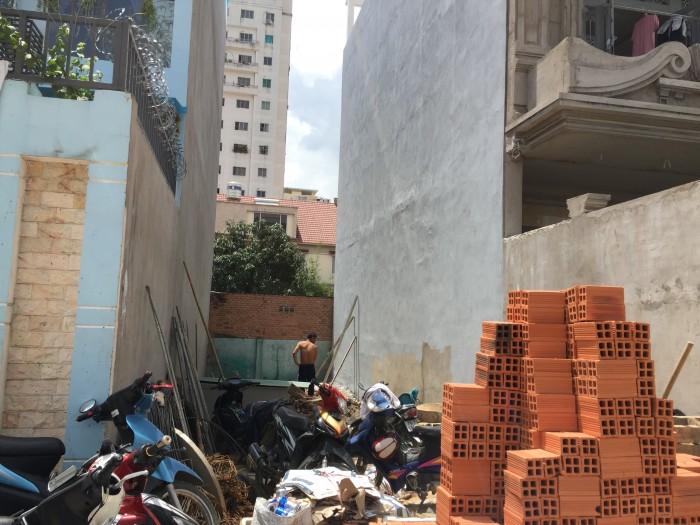 Bán nhanh nền nhà phố đường 19, cách Phạm Văn Đồng 100m, giá 3.75 tỷ, Hiệp Bình Chánh, Thủ Đức