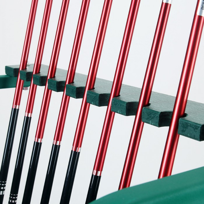 Giá dựa gậy golf đẹp, giá để gậy golf1