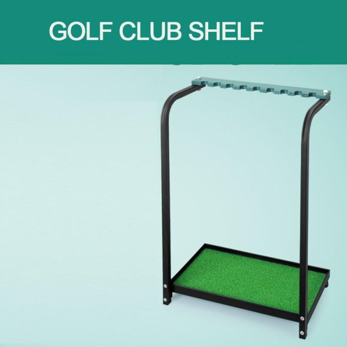 Giá dựa gậy golf đẹp, giá để gậy golf2