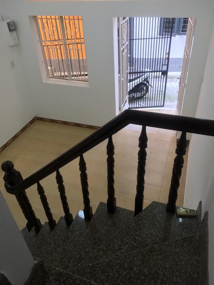 Bán nhà MT Nguyễn Văn Đậu, P11, Bình Thạnh - DT: 4x26m 1 lầu