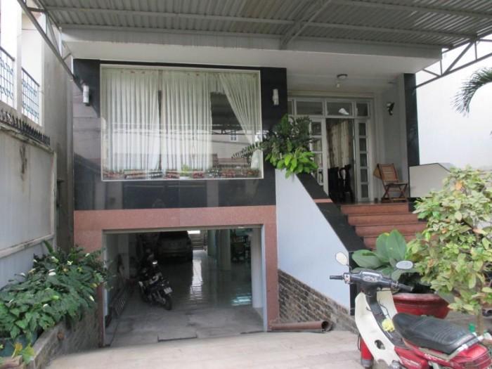 Nhà 2 Mặt tiền Nguyễn Đình Chiểu, Q3, DT: 5.6x18m, xây Hầm 5 Lầu