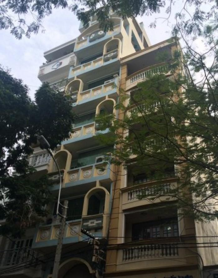 Bán Tòa Nhà 2 MT Lê Hồng Phong- 3 tháng 2, Q.10, DT:7.2x11m. 5 tầng. cho thuê 120 tr/th