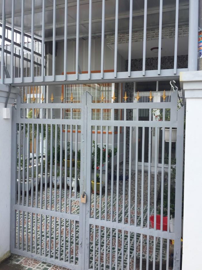 Nhà mới xây Phường Phú Tân đường Nguyễn Văn Khước