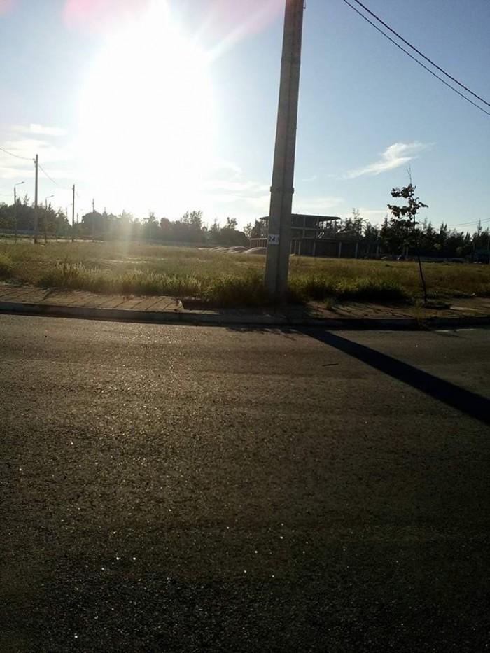 Đất chính chủ bán ngay lô góc 2 MT, gần phố cổ An Bàng - Hội An