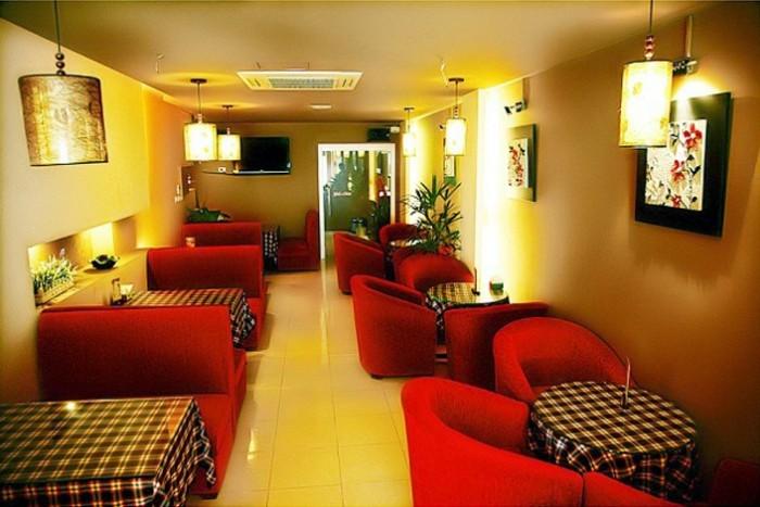 Sofa nhà hàng ,sofa góc ,sofa bộ , sản xuất thiết kế giường tắm nắng bàn ghế nhựa giả mây0