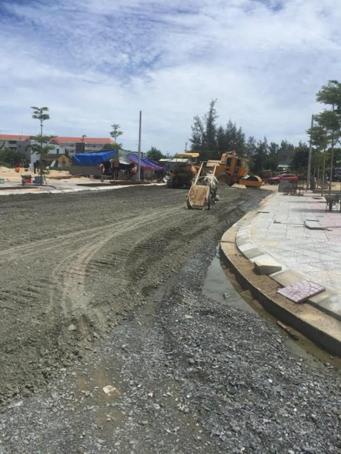 Đất dự án ven biển Đà Nẵng, cách bãi tắm công cộng 200m