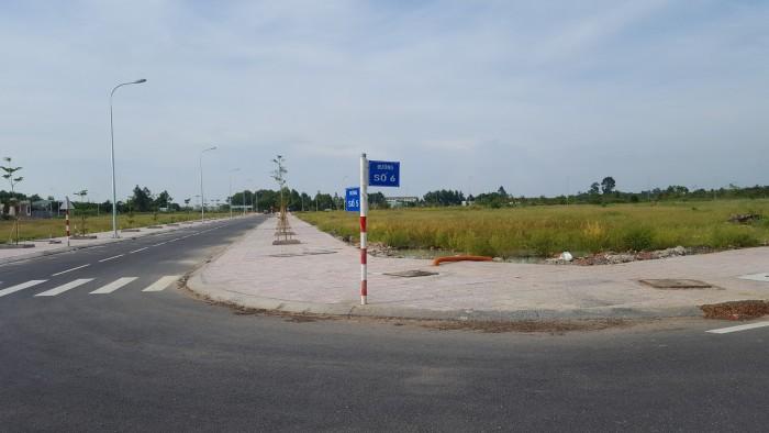Bán đất Khu Dân Cư Bình Minh mặt tiền đường QL1A, gần Ngã 3 Trị An sổ riêng, hỗ trợ trả góp 0%