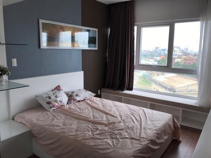 Còn duy nhất 1 căn hộ Penthouse tầng 18 Monarchy, sở hữu sân thượng