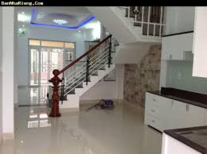 Kẹt tiền Bán Gấp nhà mặt tiền Lê văn Lương, Phước Kiển,80m2,nhà mới