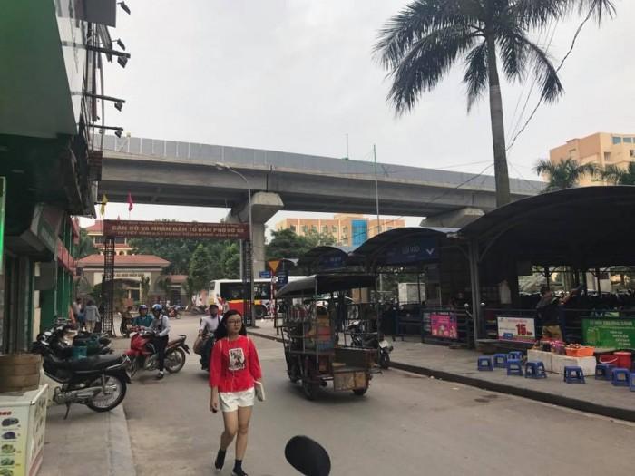 Bán nhà mặt phố đường An Hòa, Quận Hà Đông 55m, Mt 4.7m, vị trí sầm uất.