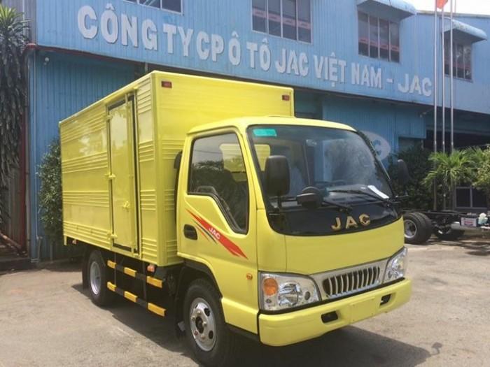 JAC Khác sản xuất năm  Số tay (số sàn) Xe tải động cơ Dầu diesel