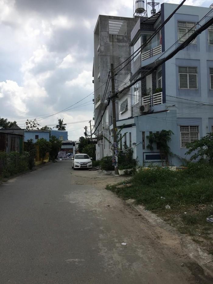 Bán đất  tại đường 36 BẾN ĐÒ - LINH ĐÔNG - THỦ ĐỨC