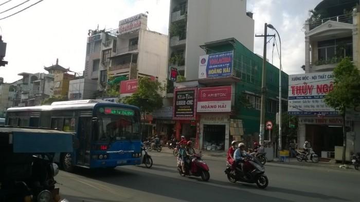Bán  Nhà  MT Lê Hồng Phong, P.10, Q.10, DT:7.2x11m. 4 Lầu.