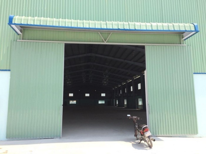 Cho thuê nhà xưởng tại KCN Bình Xuyên Vĩnh Phúc 800m2