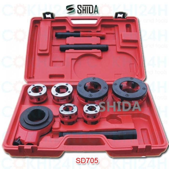 Bộ ren ống bằng tay Shida SD705