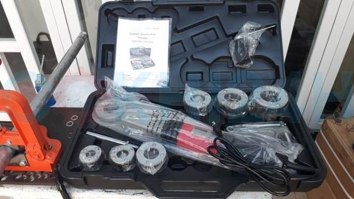 Máy ren ống di động cầm tay SQ30-2B2