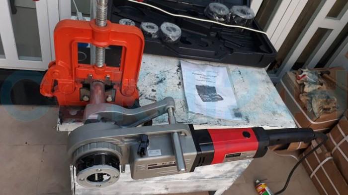 Máy ren ống di động cầm tay SQ30-2B1