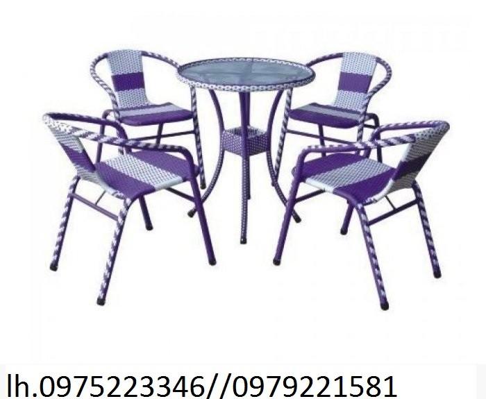 Bàn ghế cà phê giá cực rẻ, cần thanh lý gấp, bàn ghế cà phê cần thanh lý gấp giá cả siêu rẻ