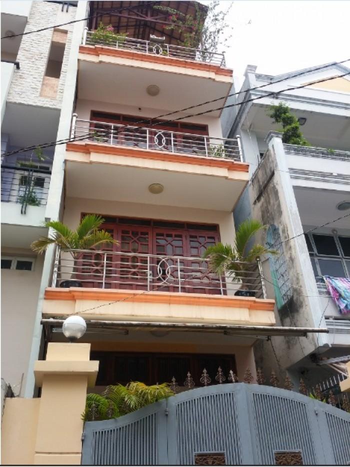 Bán Nhà Đường Trần Nhật Duật, Phường Tân Định, Quận 1