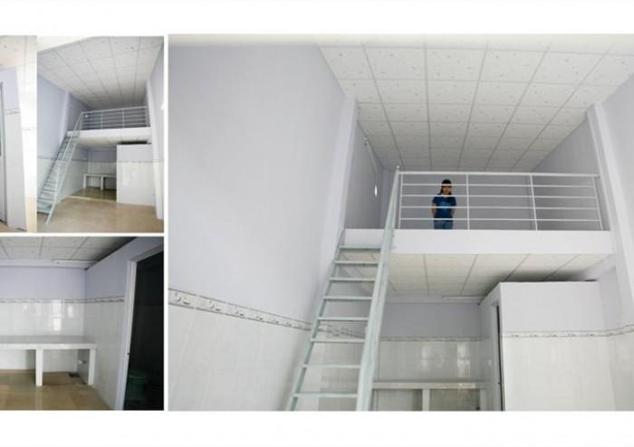 Dãy nhà trọ 20 phòng, diện tích 260m2  thu nhập 30tr/tháng, pháp lí minh bạch.