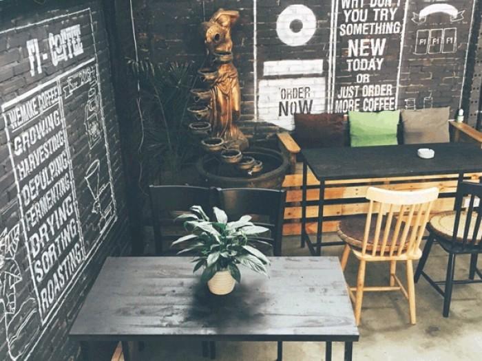 Cần sang gấp Quán Cafe mặt tiền đường Phan Huy Ích, phường 15 - Quận Tân Bình
