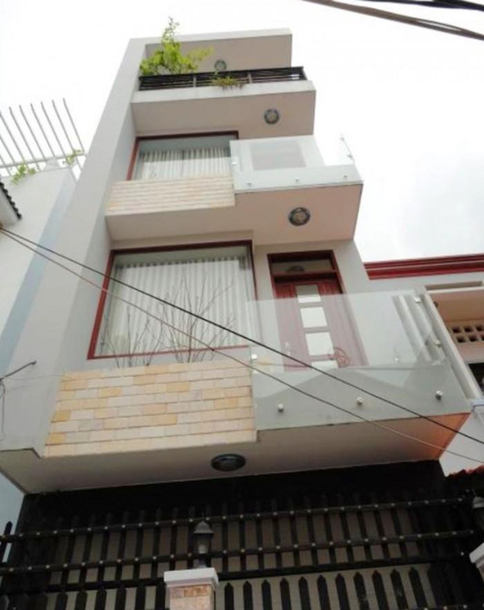 Bán Nhà 2 MT Lê Hồng Phong- ngay ngã Bảy Lý Tổ, Q.10, DT:7.2x11m. 4 Lầu. cho thuê 120 triệu tháng