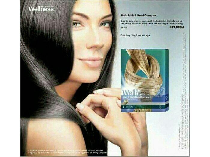 Phức hợp chăm sóc tóc3